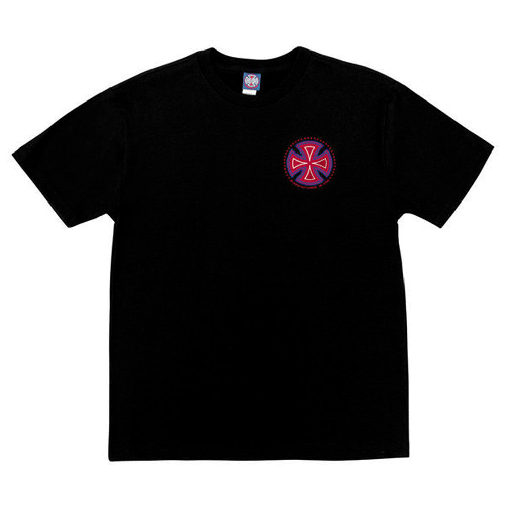 Independent MFG USA Regular S/S - Black - Men's T-Shirt