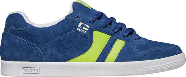 Globe Encore Generation - Oxide Blue/Lime - Skateboard Shoes