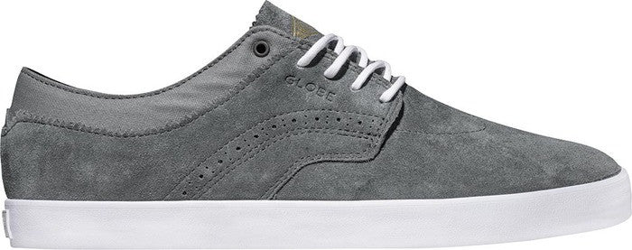 Globe Taurus - Charcoal - Mens Skateboard Shoes