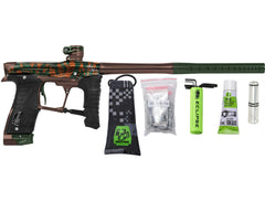 Planet Eclipse Geo 3.5 Paintball Gun - 187 Crew Jungle Camo