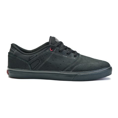 Habitat Getz - Black - Skate Shoes