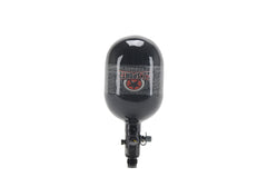 GI Sportz 48/4500 Compressed Air Paintball Tank - Black