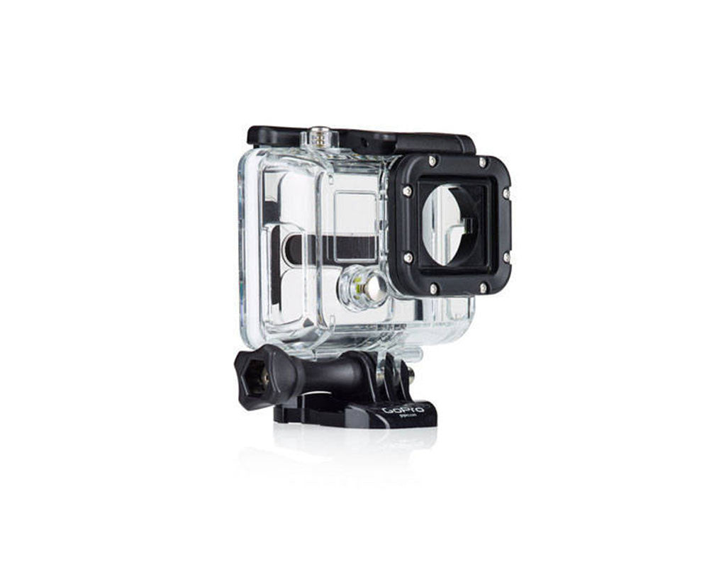 GoPro BacPac Compatible Dive Housing (197'/60m) (AHDEH-301)