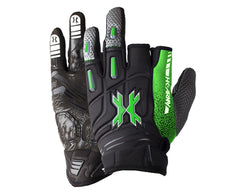 HK Army 2014 Hardline Paintball Gloves - Slime