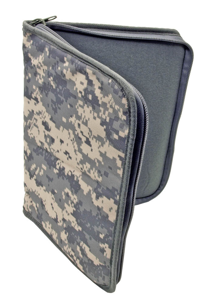 Small Padded Paintball Gun Case - ACU