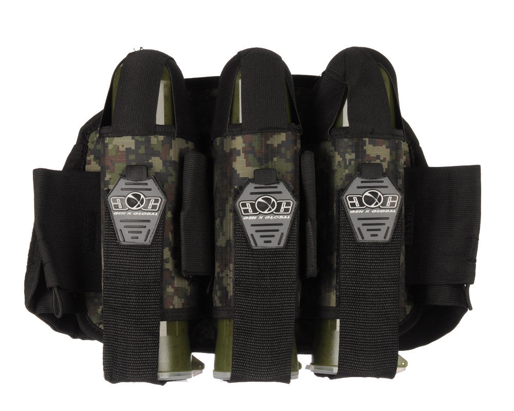 2013 Gen X Global 3+4 Deluxe Pack - Digi Camo