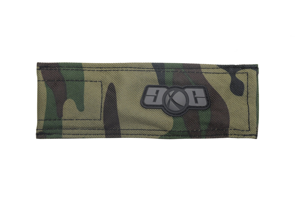 Gen X Global Barrel Condom - Woodland Camo