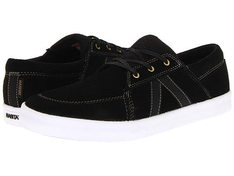 Habitat Austyn - Black - Skate Shoes