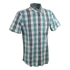 Habitat Larix - Blue - Men's Collared Shirt