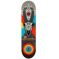 Habitat Austyn Gillette 6TH Extinction P2 - Grey/Black - 8.0 - Skateboard Deck