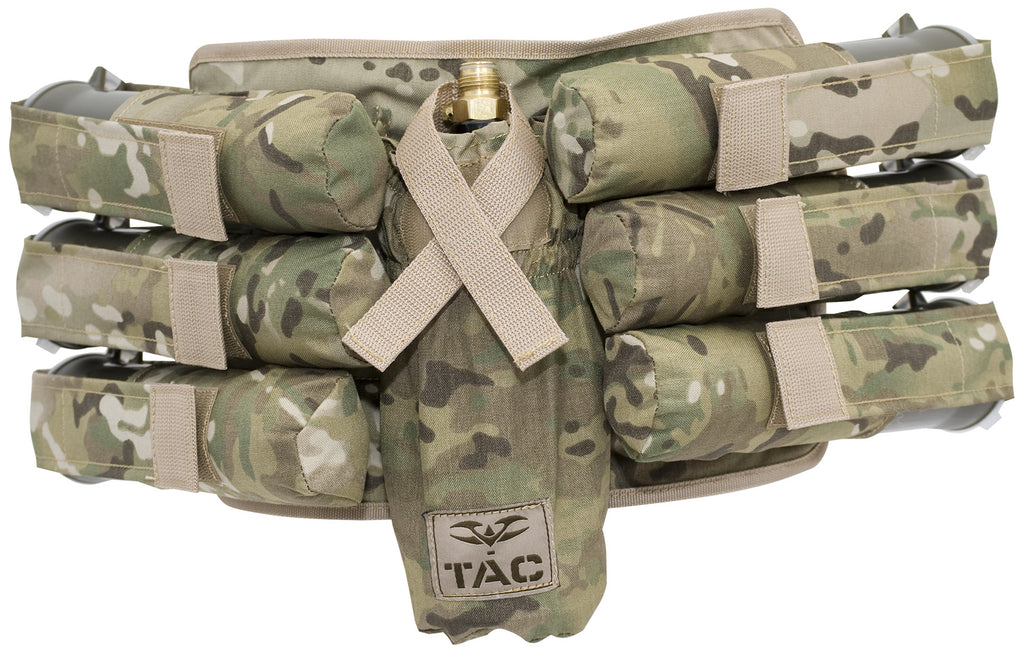Valken V-Tac Paintball Harness 6+1 - V-Cam