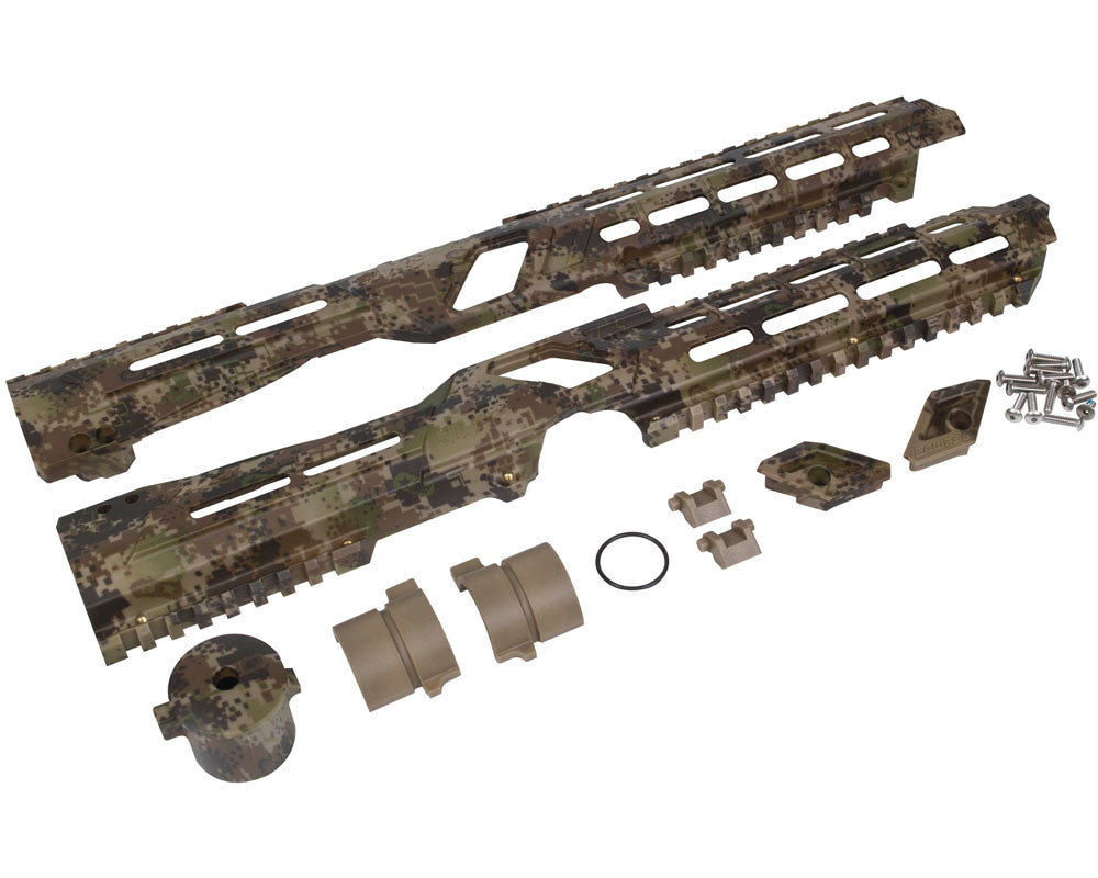 Planet Eclipse EMC Etha Rail Mounting Kit - HDE Camo