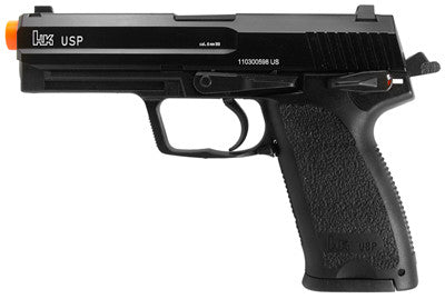 KWA H&K USP Gas Airsoft Pistol - Black