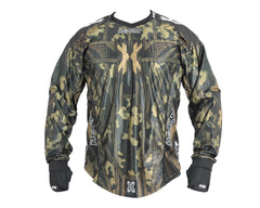 HK Army 2014 Hardline Paintball Jersey - Camo