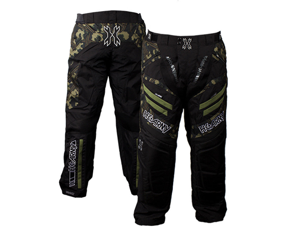 HK Army 2014 Hardline Pro Paintball Pants - Camo