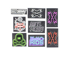 HK Army Combo Sticker Pack - 8 Stickers
