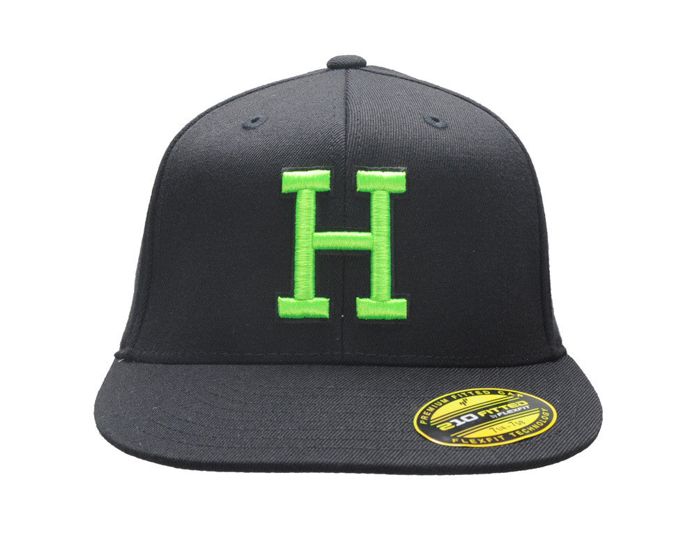 HK Army Flex Fit H Hat - Neon