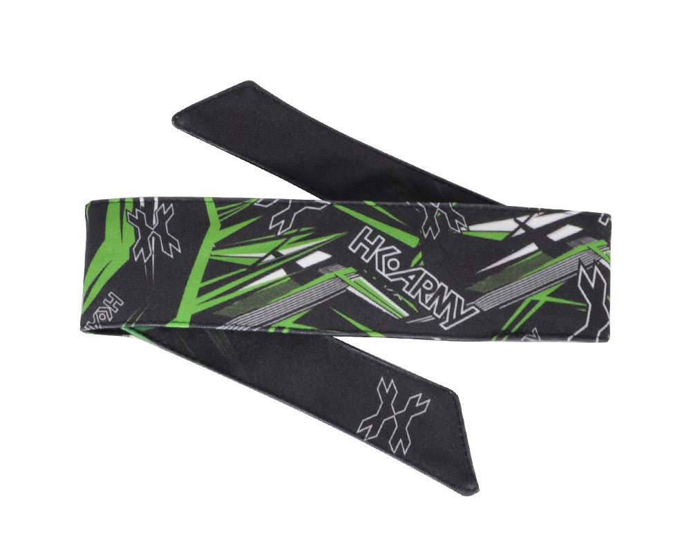 HK Army Headband - Thrasher Neon