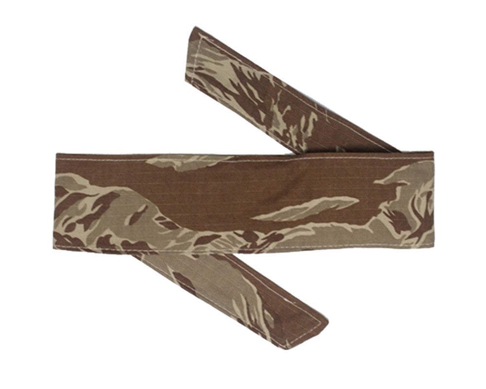 HK Army Headband - Tiger Brown