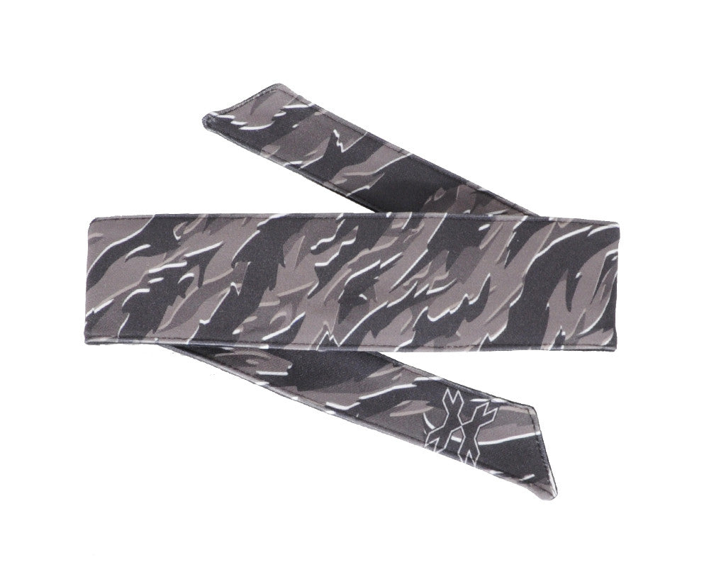 HK Army Headband - Tiger Urban