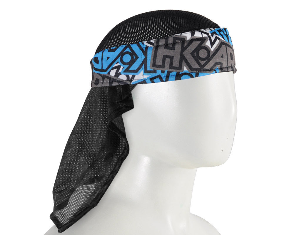 HK Army Headwrap - Radical Blue