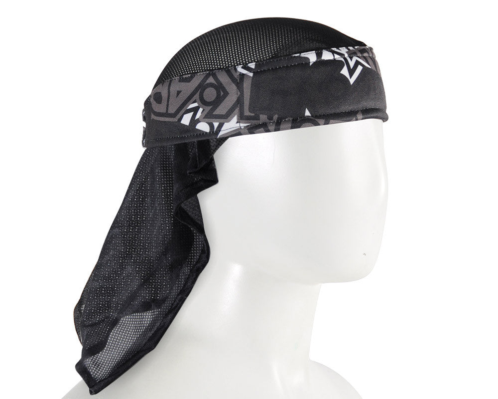 HK Army Headwrap - Radical Grey