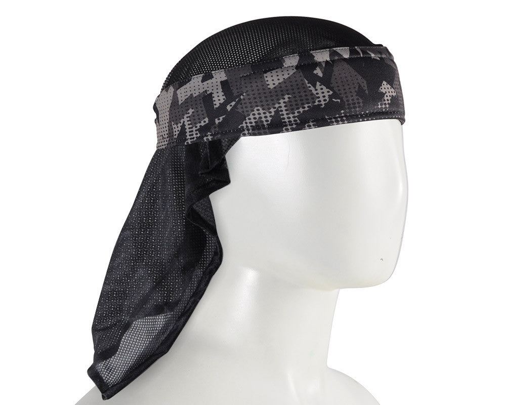 HK Army Headwrap - Vice Charcoal