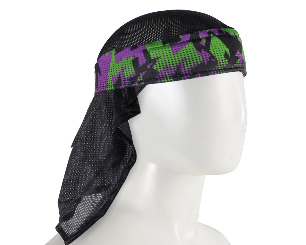 HK Army Headwrap - Vice Neon