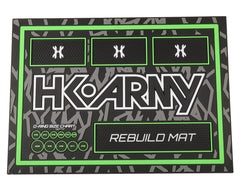 HK Army Tech Mat - Black/Neon
