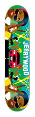 Blemished Enjoi Hsu Jerrywood - Multi - 8.0in - Skateboard Deck