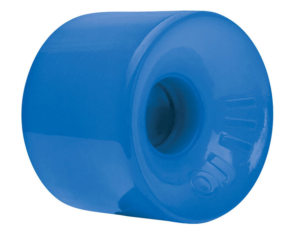 OJ Hot Juice - Neon Blue - 60mm 78a - Skateboard Wheels (Set of 4)
