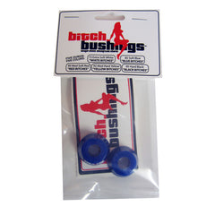 Khiro Bitch Bushing Set Soft Top/bottom - Blue - Skateboard Bushings (2 PC)