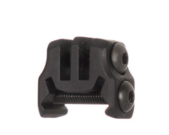 Inception Designs Invader 1913 GoPro Picatinny Rail Mount - Dust Black