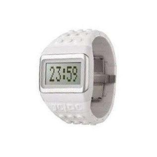 JCDC Pop Hours - White - Watch