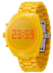 JCDC Phantime - Yellow - Watch