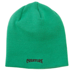Creature The Bible Skull Cap - Hunter Green - Men's Beanie
