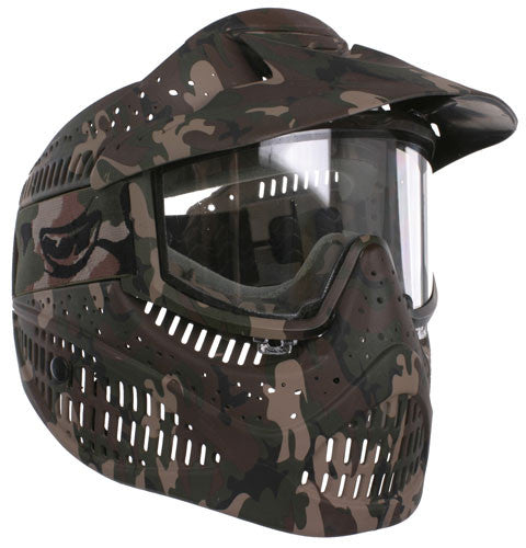JT Alpha Thermal Paintball Goggles - Camo