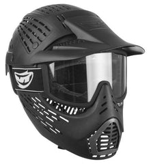 JT Head Shield Single Paintball Goggles - Black