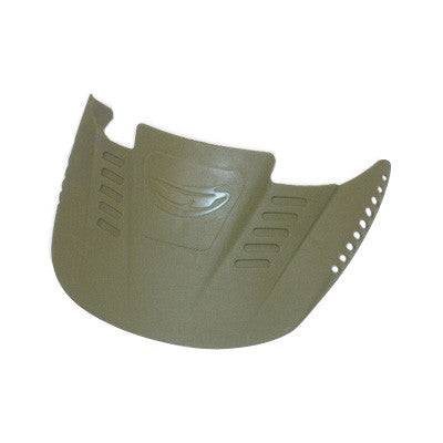 Jt Spectra Replacement Visor - Olive
