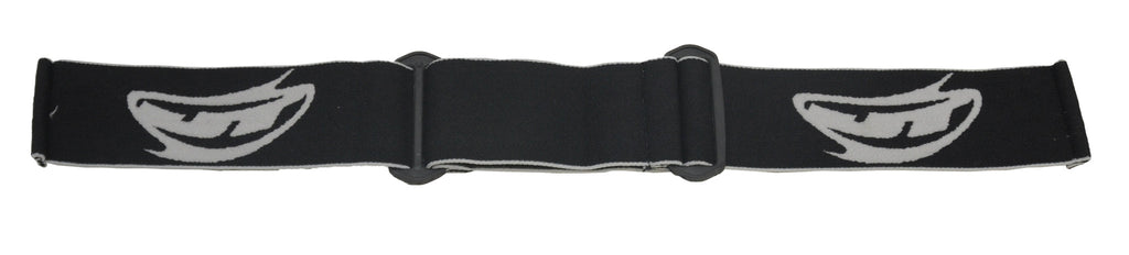 JT Replacement Goggle Strap - Black/Grey