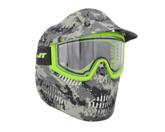 JT Alpha Thermal Paintball Goggles - Limited Edition Zombie