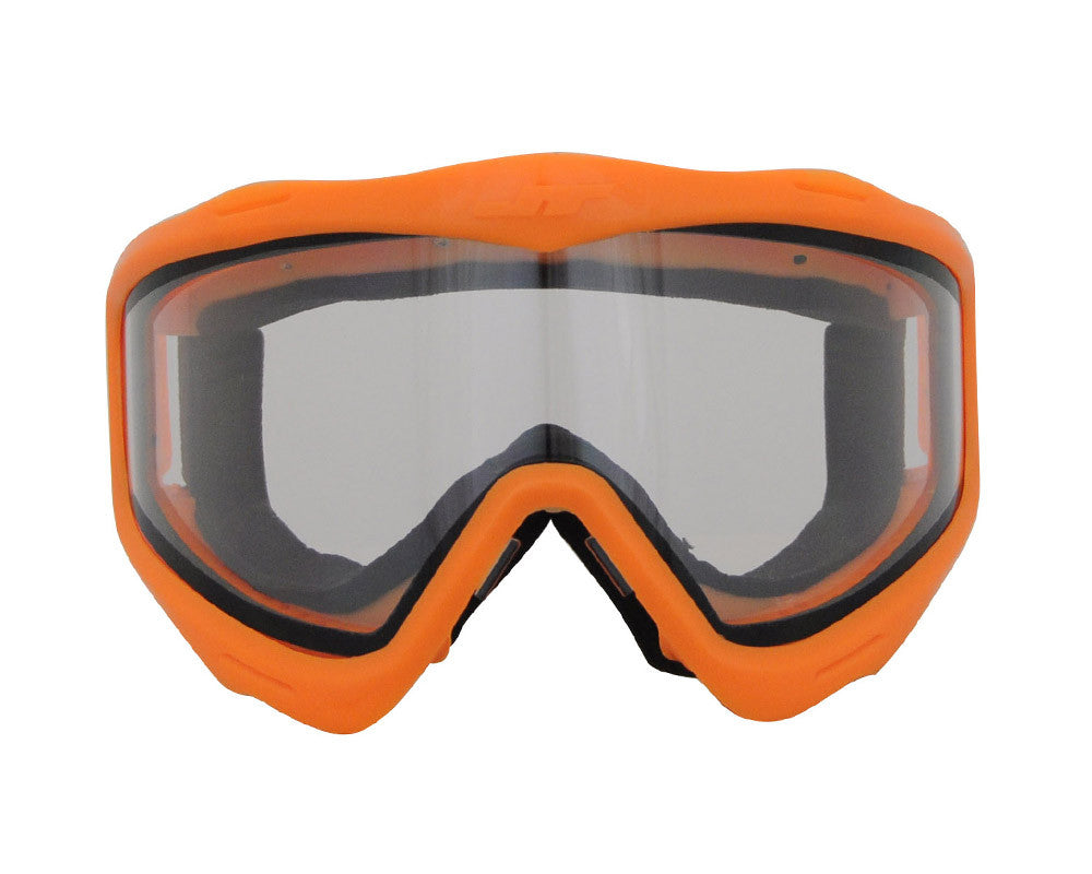 Jt EPS Goggle Mask Frame w/ Clear Lens - Orange