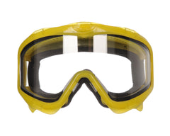 Jt EPS Goggle Mask Frame w/ Clear Lens - Yellow