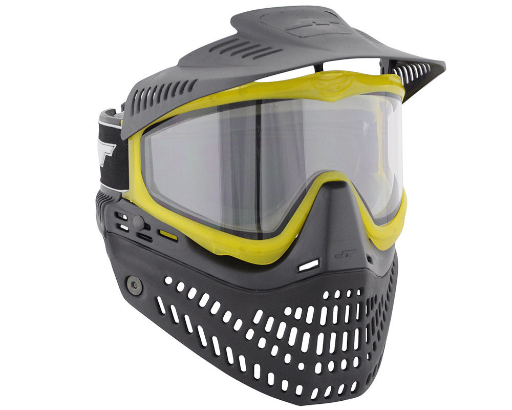 Jt ProFlex Thermal Paintball Mask - 2.0 Limited Edition Yellow/Black