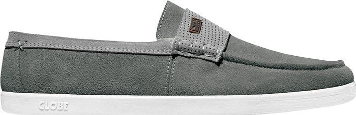 Globe Slyce - Charcoal/Griffin - Mens Skateboard Shoes