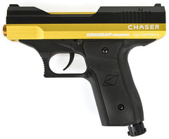 Kingman Training Chaser 43 Caliber Paintball Pistol - Yellow Gold