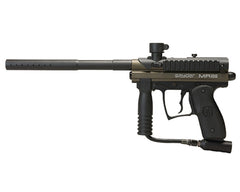 2012 Kingman Spyder MR100 Pro Semi-Auto Paintball Gun - Olive Green