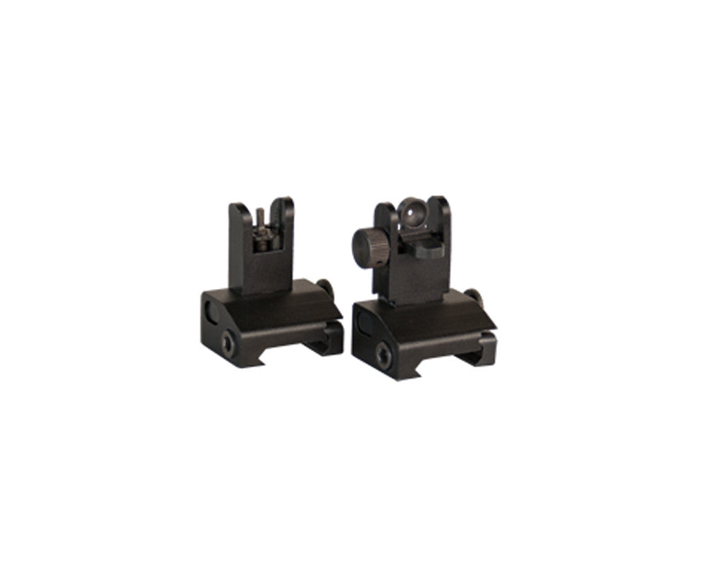 Kingman Back Up Iron Sights (BUIS)