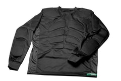 Spyder Chest Protector LONG SLEEVE - Black