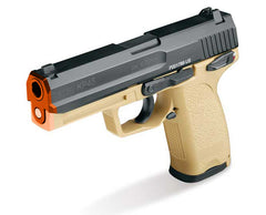 KWA KP45 Gas Airsoft Pistol - Tan